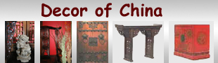 Decor of China